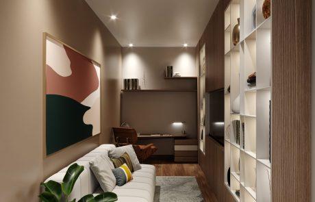 Family room, estudio