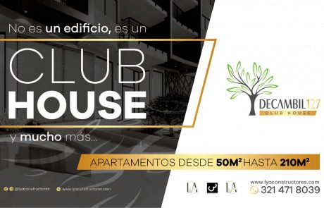 Decambil 127 Club house