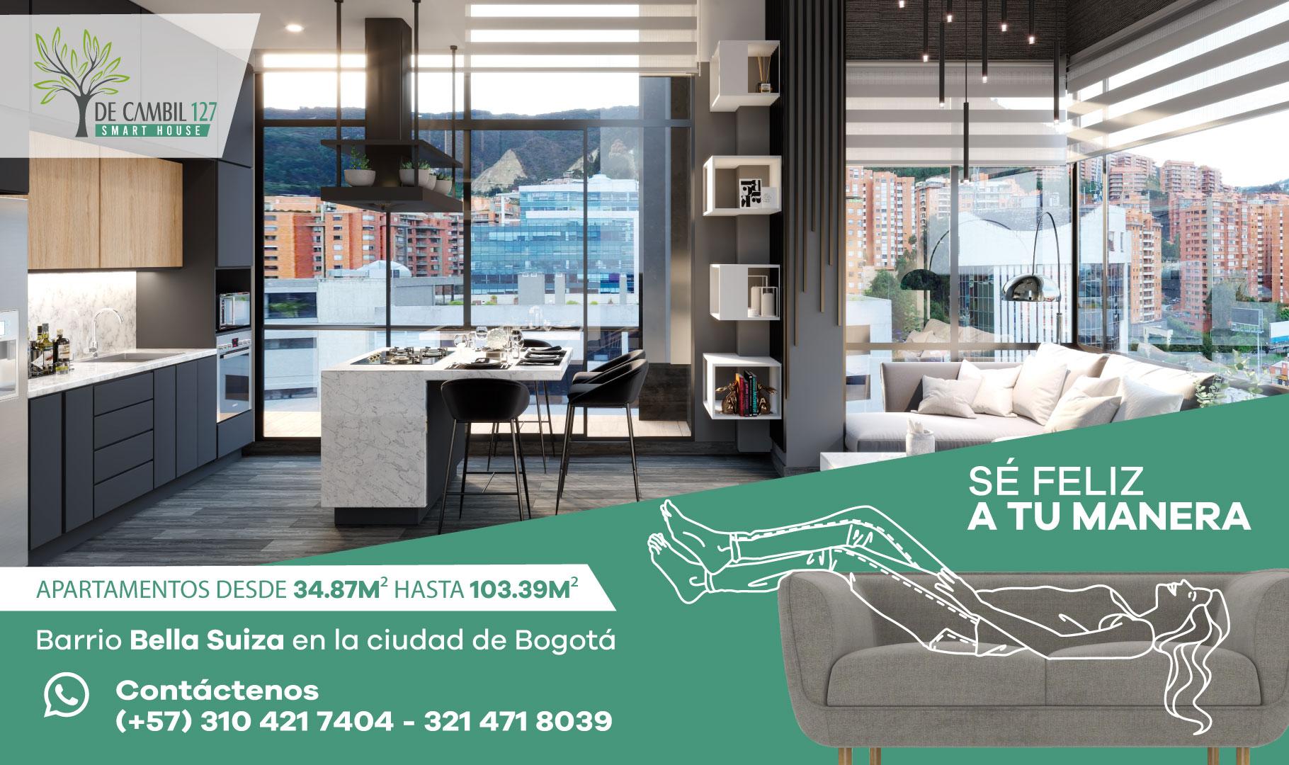 127 Smart House Bella Suiza Bogotá